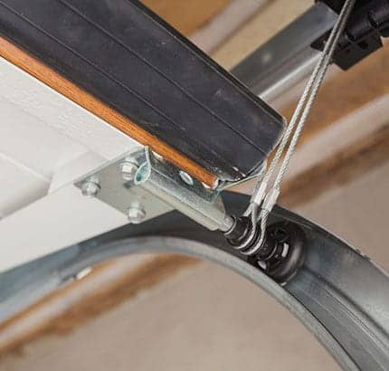 local garage door repair