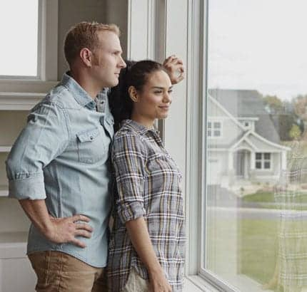 What does the window installation process look like?